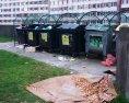 Košice | Zazelenanie priestoru pre kontajnery