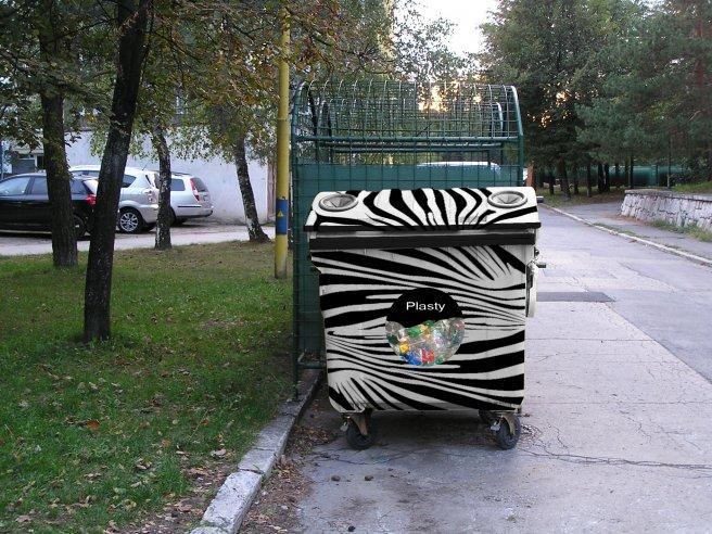 Zvieratkovské kontajnery
