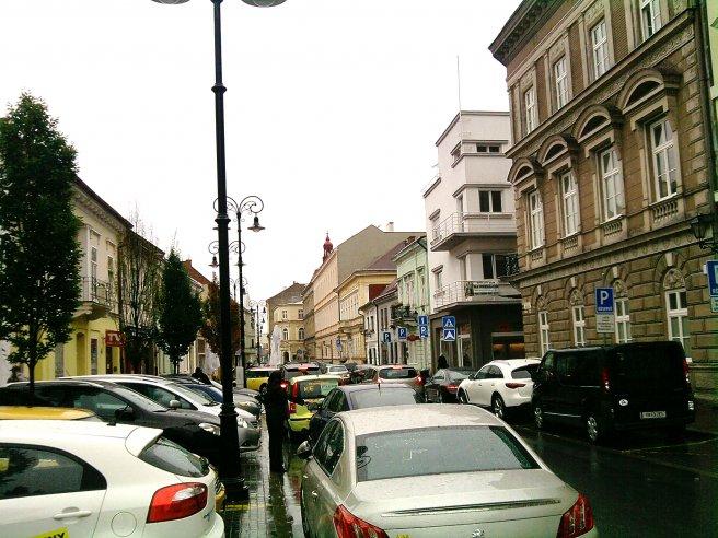 Ulica ľuďom