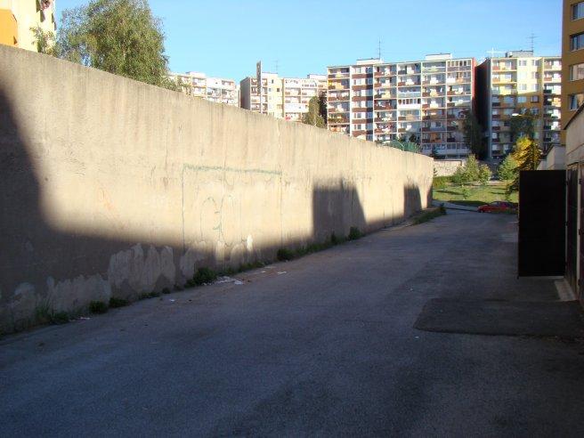Staré múry