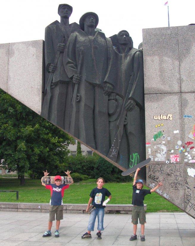 Pamätník SRR (tzv Pomak)
