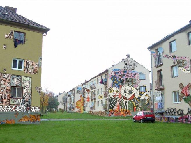 Prešov - Rómska štvrť