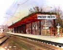 Prešov | Zastávka: Prešov mesto