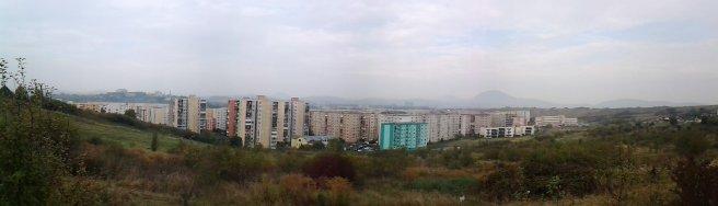Záhrady na Prešovských strechách