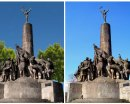 Prešov | Pamätník sedliackého povstania Haniska - Furča