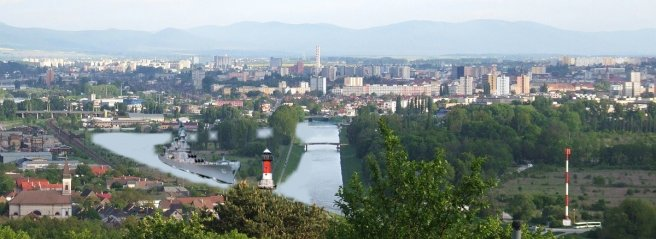 Alžbetin ostrov Košice - (Annin ostrov Ťahanovce)
