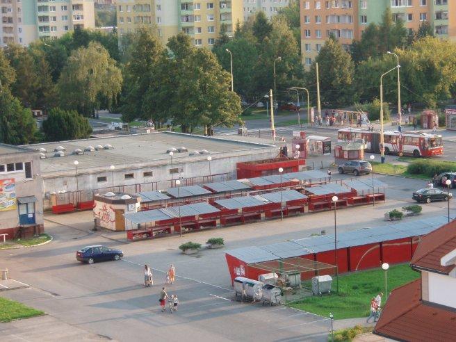 Trhovisko Centrum