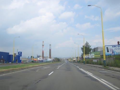 Vstup do Prešova