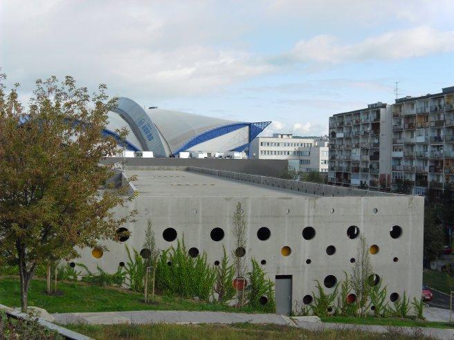 Revitalizácia okolia steel arény