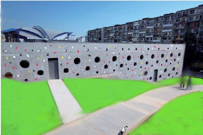 Revitalizacia okolia steel arény