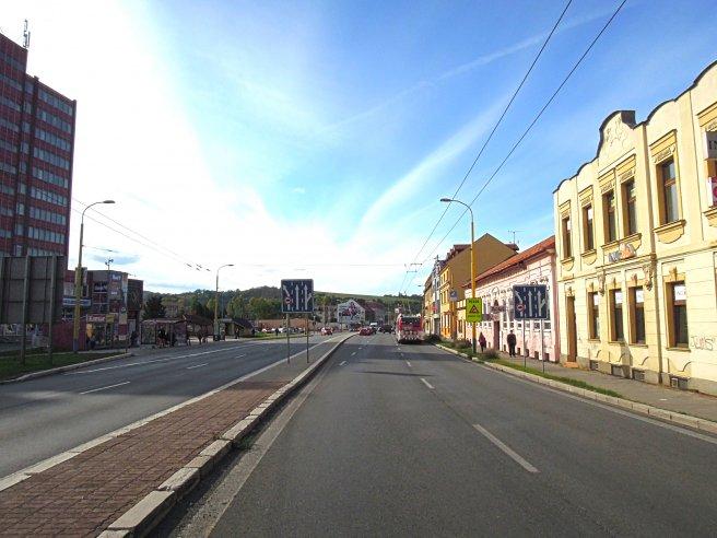 Boulevard Levočská