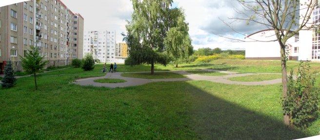 Oddychová zóna Sibírska
