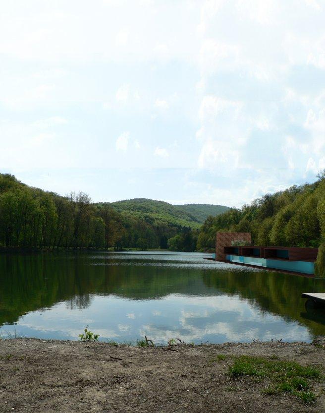Rekreačná oblasť Borkút Prešov