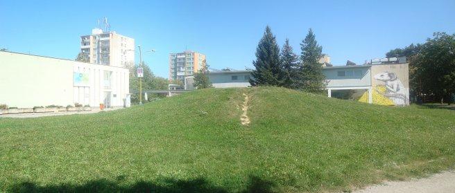 Kopček - prírodné ihrisko