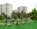 Košice | Revitalizácia parku v blízkosti nemocnice L. Pasteura Košice