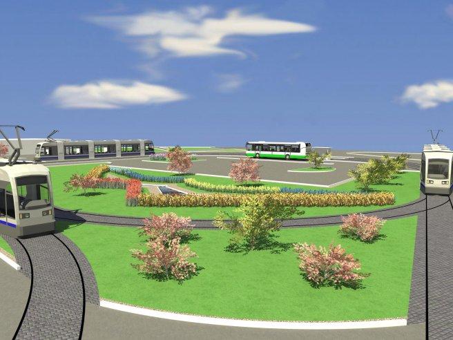 Nové Staničné námestie