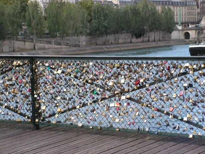 Most zamilovaných