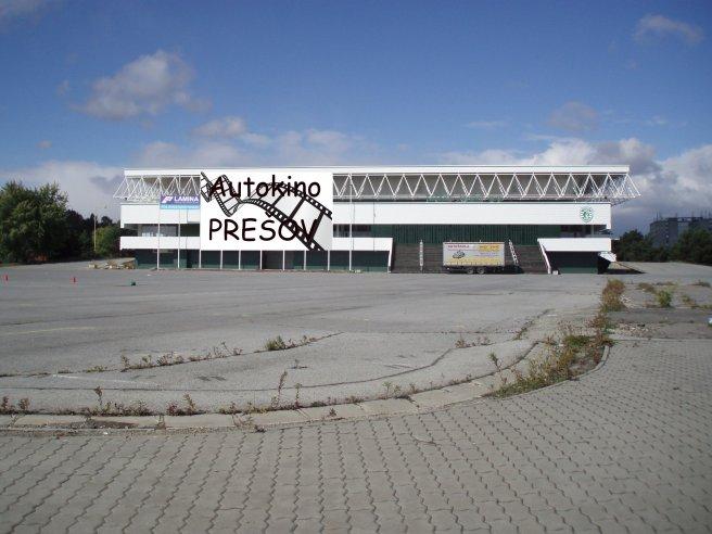 Mestská hala Prešov- Autokino